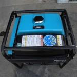 発電機2Kva(HP2300C)を大量導入