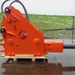 油圧ブレーカー/アタッチメント